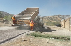 Road Construction & Maintenance Projects