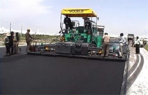 What is hot asphalt?